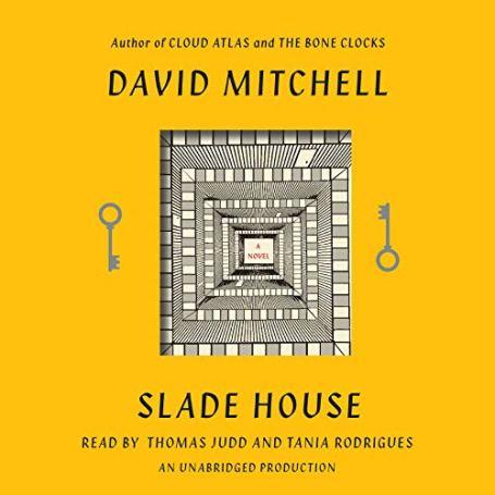 David Mitchell Back Story Audiobook